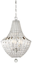 Minka-Lavery 2345-77 - 5 Light Pendant