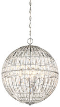 Minka-Lavery 2355-77 - 5 Light Pendant