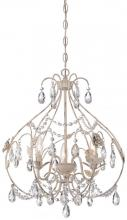 Minka-Lavery 3154-648 - 3 Light Mini Chandelier