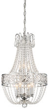 Minka-Lavery 3159-77 - 3+4 Light Mini Chandelier