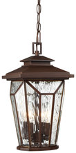 Minka-Lavery 72514-246 - 4 Light Outdoor Pendant Light