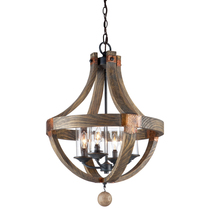 Artcraft JA484 - Hockley  Chandelier