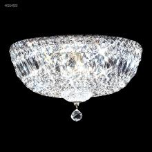 James R Moder 40214S22 - All Crystal Flush Mount