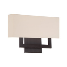 WAC US WS-13115-BO - MANHATTAN 15IN SCONCE 2700K