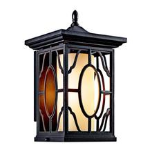 Kichler 49038AZ - One Light Architectural Bronze Wall Lantern