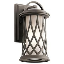Kichler 49681OZ - Outdoor Wall 1Lt