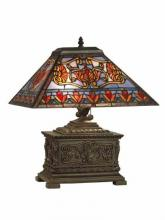 Dale Tiffany TT101021 - Table Lamp