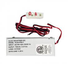 Alico WLE-D7BH-7 - 9 Watt 700mA Driver With Wiring Box And 3 Port Harness