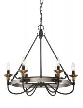 Quoizel CTH5006AN - Castle Hill Chandelier