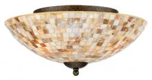 Quoizel MY1613ML - Monterey Mosaic Flush Mount