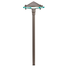 Kichler Landscape 15817AZT - LED Glass & Metal