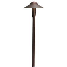 Kichler Landscape 15870AZT - 6in LED Dome Path Light