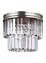 Sea Gull 7514002-965 - Two Light Flush Mount