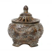 Sterling Industries 87-1354 - Fortress Lidded Bowl