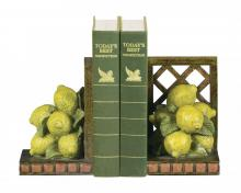 Sterling Industries 93-5623 - Lemon OrChard Bookends - Pair