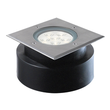 Eurofase Online 32192-018 - Inground, Shallow, Square, 6X1 W LED, Stainless Steel