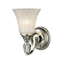 ELK Lighting 11200/1 - Lincoln Square 1 Light Wall Sconce In Polished N