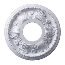 ELK Lighting M1000WH - Acanthus 11-Inch Medallion In White Finish